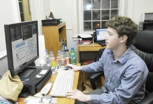 Tôi tạo ra Facebook từ năm 19 tuổi, và tôi cũng không biết nó sẽ lớn như thế nào - Mark Zuckerberg.
