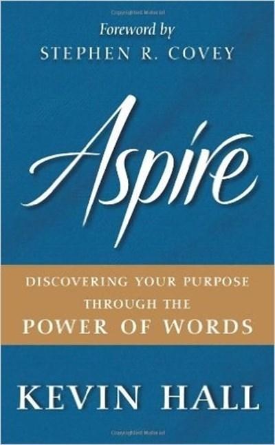 """Cuốn """"Aspire"""" của tác giả Kevin Hall."""