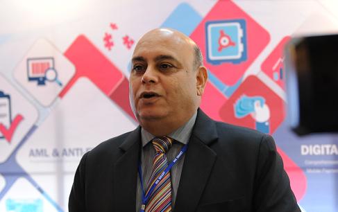 Ông Hanuman Tripathi - CEO IntrasoftTech