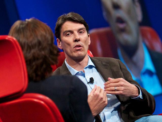 Tim Armstrong - sáng lập kiêm CEO của AOL
