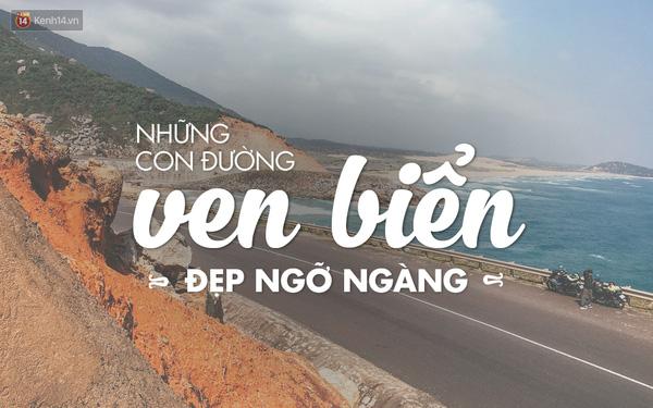Đường ven biển Bình Tiên - Vĩnh Hy, Cà Ná - Phan Rang... đó chỉ mới là 2 trong số những đường ven biển bạn sẽ được chiêm ngưỡng nếu phóng xe máy ra Ninh Thuận vào hè này. Hãy thử tưởng tượng xem, phóng xe trên những con đường bạt ngàn, bên cạnh là biển xanh cát trắng, nắng ở trên đầu - còn trải nghiệm nào thú vị hơn?
