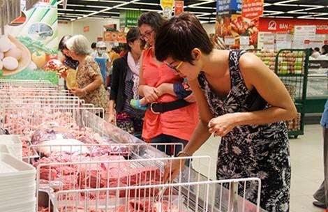 Thói quen tiêu dùng hàng đông lạnh là mối lo thật sự cho ngành chăn nuôi trong nước.