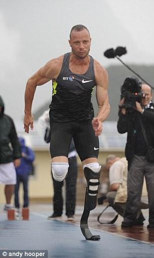 Cựu vô địch Oscar Pistorius