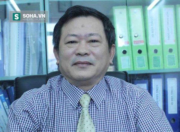 Luật sư Trần Đình Triển.