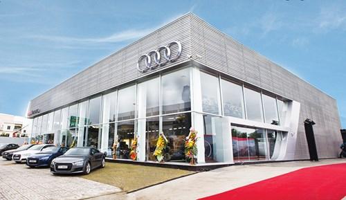 Audi Việt Nam khai trương chi nhánh mới tại Đà Nẵng