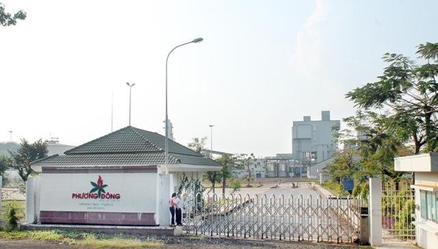 Nhà máy xăng ethanol trị giá 2.200 tỷ đồng ở tỉnh BP đã trùm mền vô thời hạn.