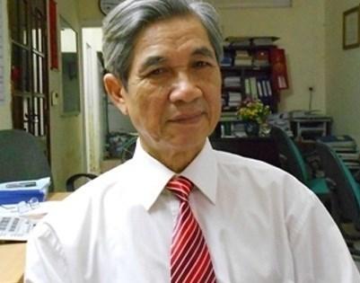 Ông Bùi Danh Liên, Chủ tịch Hiệp hội Vận tải Hà Nội.