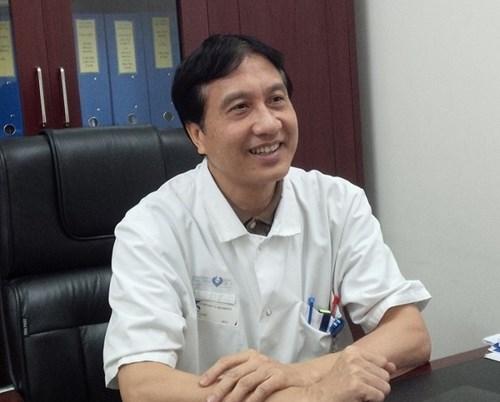 GS.TS Trịnh Hồng Sơn, Phó Giám đốc Bệnh viện Việt Đức, Giám đốc Trung tâm điều phối ghép tạng Quốc gia