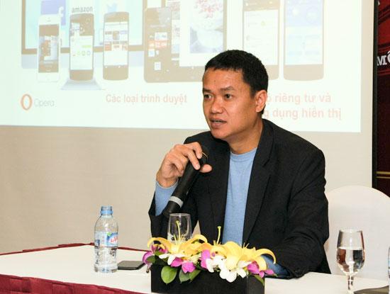 Ông Nguyễn Việt Anh, Giám đốc Opera Việt Nam