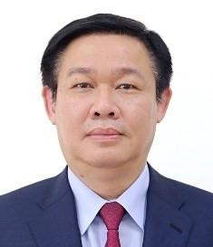 GS.TS Vương Đình Huệ, Ủy viên Bộ Chính trị, tân Phó Thủ tướng Chính phủ.