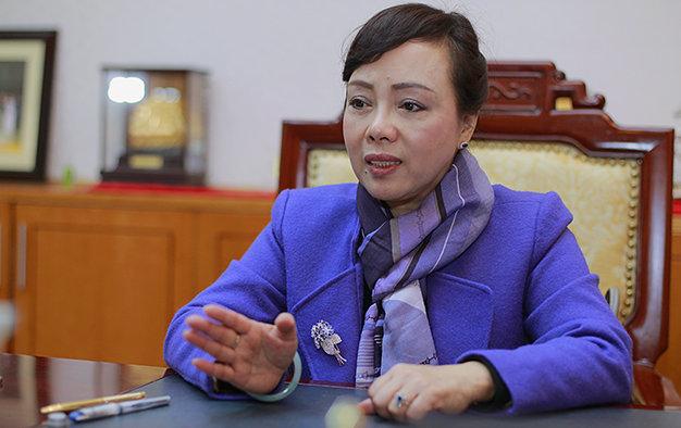 Bộ trưởng Bộ Y tế Nguyễn Thị Kim Tiến là bộ trưởng đầu tiên trong Chính phủ đương nhiệm công khai địa chỉ Facebook chính thức vào tháng 3-2015.