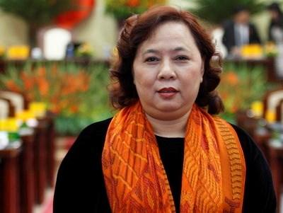 Chủ tịch HĐND TP. Hà Nội Nguyễn Thị Bích Ngọc