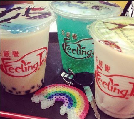 Phát hiện trà sữa Feeling Tea dùng nguyên liệu không rõ nguồn gốc. (Ảnh minh họa)