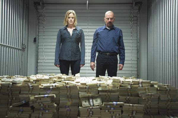 Có quá nhiều tiền cũng là một vấn đề