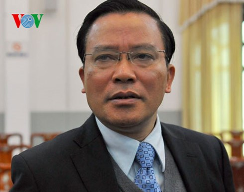 Ông Nguyễn Văn Pha, Phó Chủ tịch Uỷ ban Trung ương MTTQ Việt Nam