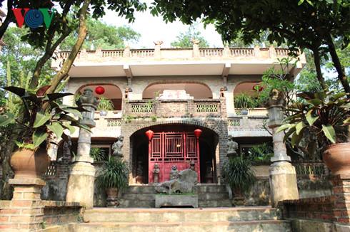 Việt Phủ Thành Chương- Nơi trú ngụ tâm hồn Việt