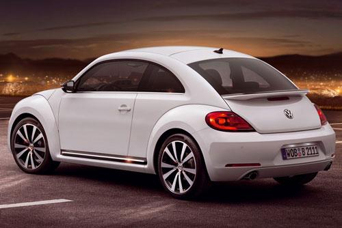 4. Volkswagen Beetle (1933-nay, doanh số: 23,5 triệu chiếc).