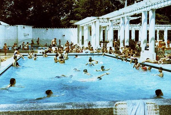 Pool party đây sao?