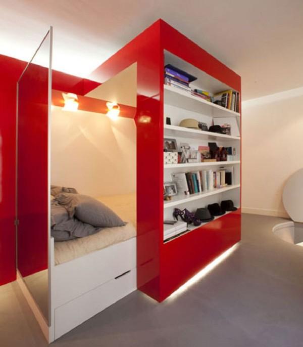 Học cách ưu tiên lựa chọn những món đồ 2 hoặc 3 in 1 để luôn có một không gian sống thoải mái, dễ chịu.