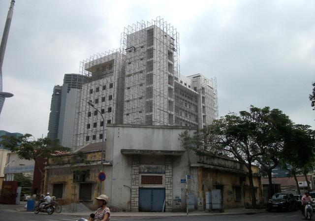 Khu đất này cũng đã được một doanh nghiệp BĐS thành phố thâu tóm khá thành công.
