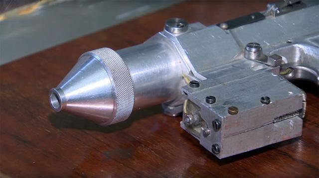 Tuy nhiên mục đích chính là để tê liệt hệ thống cảm ứng quang học của các tàu khác