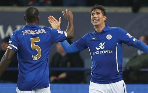 Mùa 2014-15, Leicester trải qua 175 ngày nằm trong nhóm có nguy cơ xuống hạng.