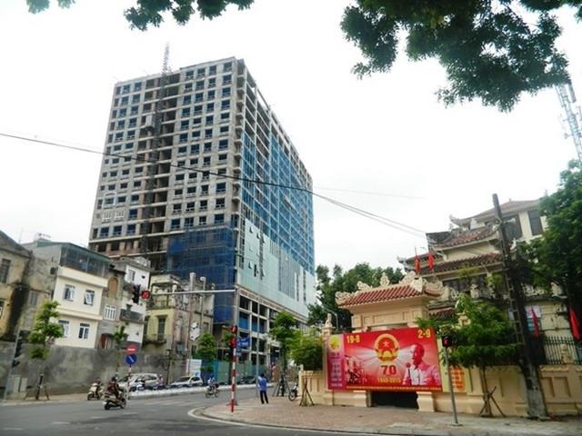 CTCP Kinh Đô không liên quan đến dự án Kinh Đô Tower 8B Lê Trực