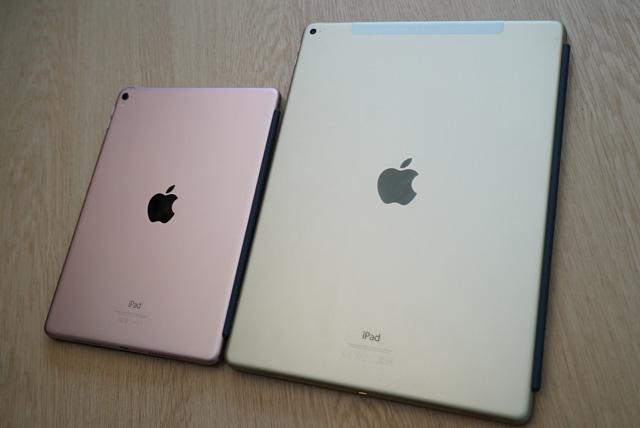 iPad Pro và... iPad Pro.