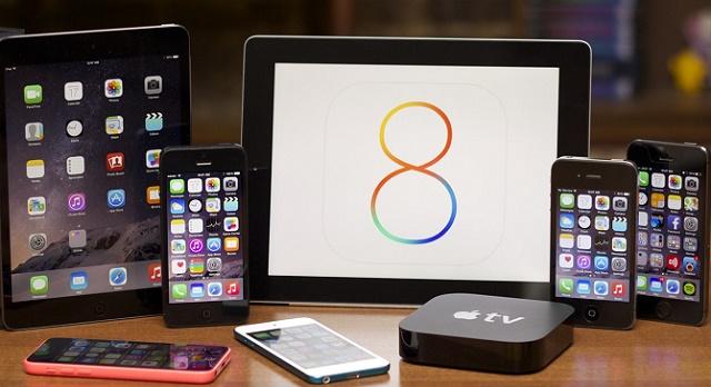 iOS 8 chỉ mở rộng phạm vi mã hóa so với iOS 7.