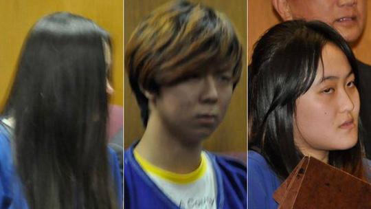 Ba học sinh Trung Quốc gây ra vụ hành hung ở Rowland Heights, Los Angeles, Mỹ.