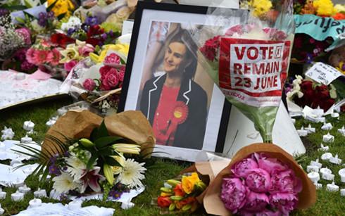 Cái chết của nữ nghị sĩ Jo Cox được cho là có liên quan đến Brexit. (Ảnh: PA)