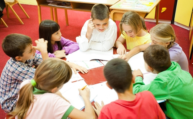 Nghiên cứu ban đầu nhằm mục đích phát triển sự tự tin của trẻ