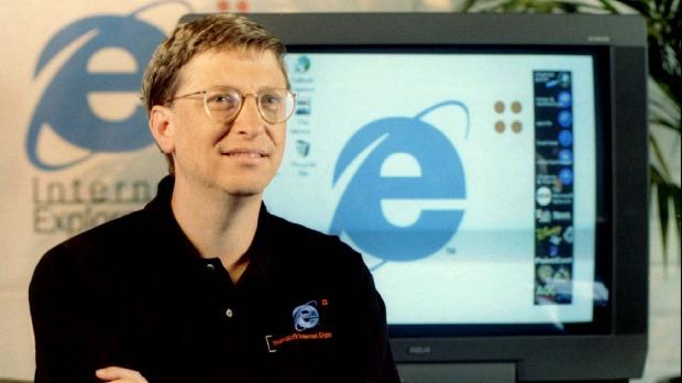 Đồng sáng lập Microsoft - Bill Gates.