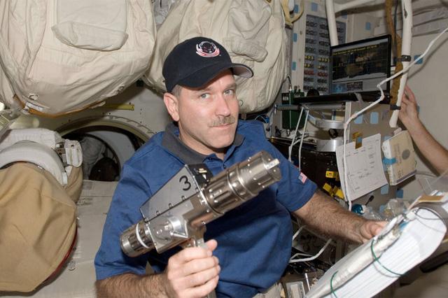 Các thiết bị không chạy điện trên tàu vũ trụ