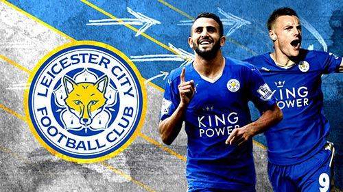 Leicester chỉ còn cách lịch sử 1 bước chân.