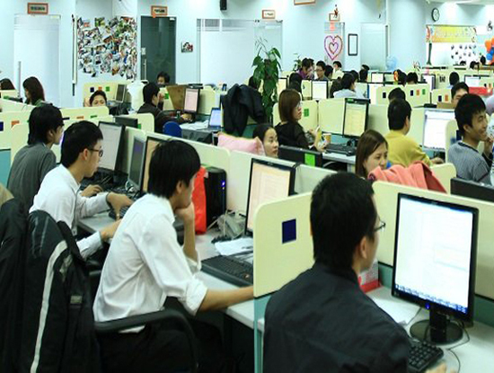 Theo đánh giá của VINASA, điểm mạnh của các doanh nghiệp CNTT Việt Nam chính là nguồn nhân lực. (Ảnh minh họa)