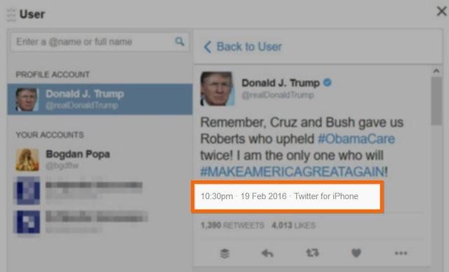 Mặc dù kêu gọi tẩy chay sản phẩm của Apple, nhưng vị ứng cử viên tổng thống này vẫn sử dụng iPhone.