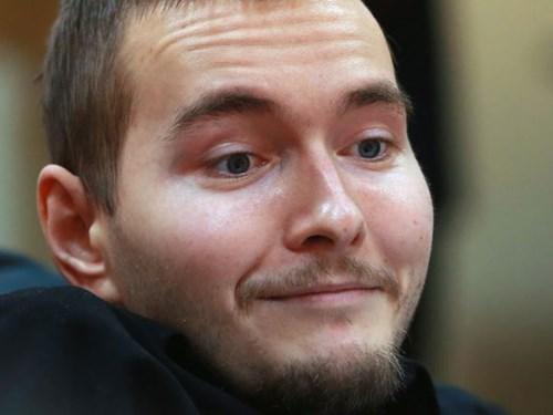 Anh Valery Spiridonov (người Nga, 30 tuổi) tình nguyện tham gia ca ghép đầu người đầu tiên trên thế giới (Ảnh: internet)