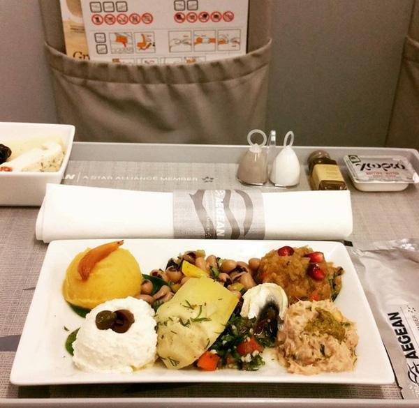 Bữa ăn của các vị thần! Đây chính là đỉnh Olympus và món này dành cho Zeus oai hùng!