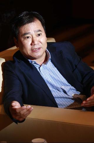 Tỷ phú Zhang Jindong, ông chủ mới của Inter Milan. Ảnh: Forbes.