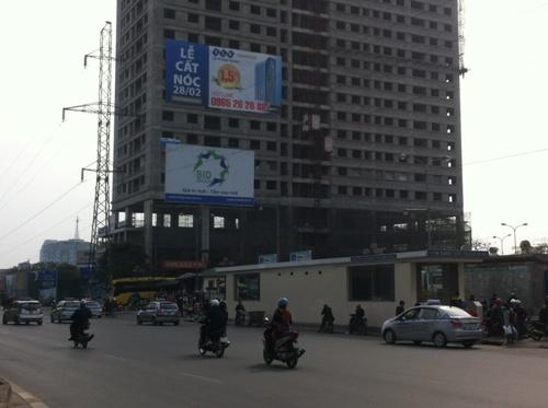 Các căn hộ tại đây được bán với giá khoảng 28-30 triệu đồng/m2
