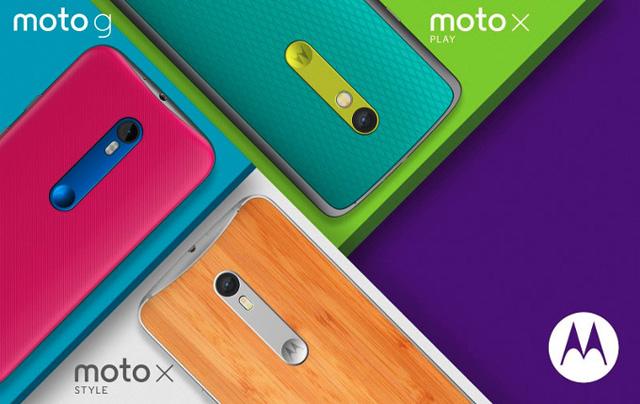 Các thương hiệu của Motorola sẽ giúp nâng tầm hình ảnh của Lenovo.