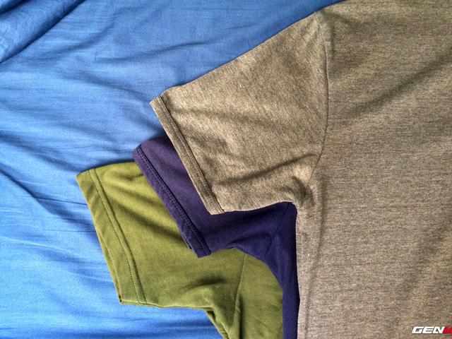 Những loại áo thun này thường có giá từ 100.000 - 150.000 VND.
