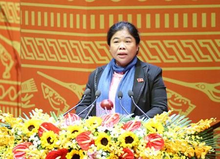 Chủ tịch HĐND tỉnh Trà Vinh Sơn Thị Ánh Hồng