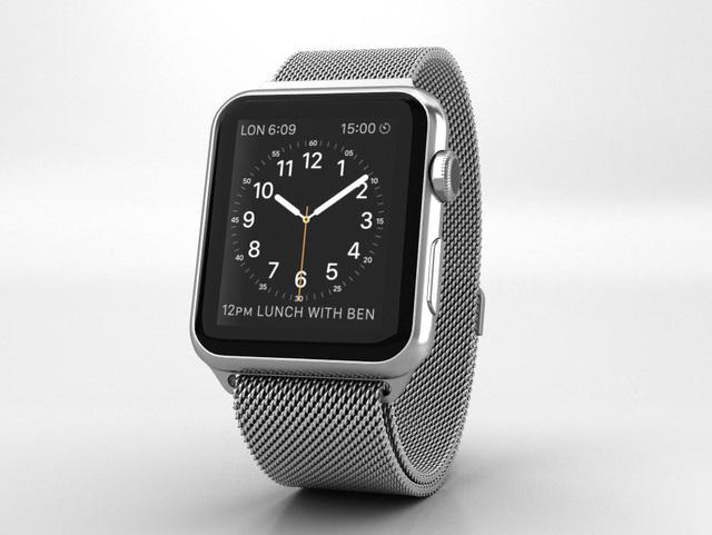 Dây đeo Milanese Loop trên chiếc Apple Watch sắp có màu mới?