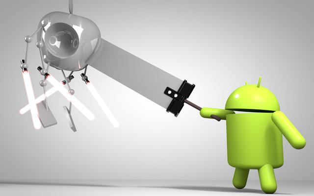 Nếu không còn Apple để đối đầu, Google sẽ quay sang làm hại người tiêu dùng.