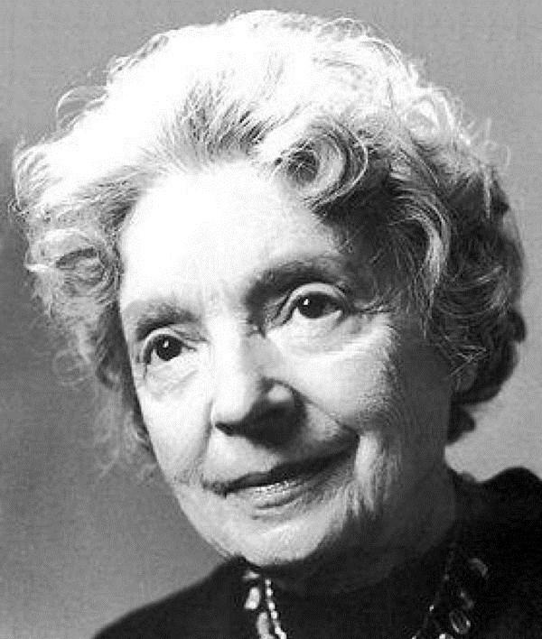 Nhà thơ người Đức Nelly Sachs.