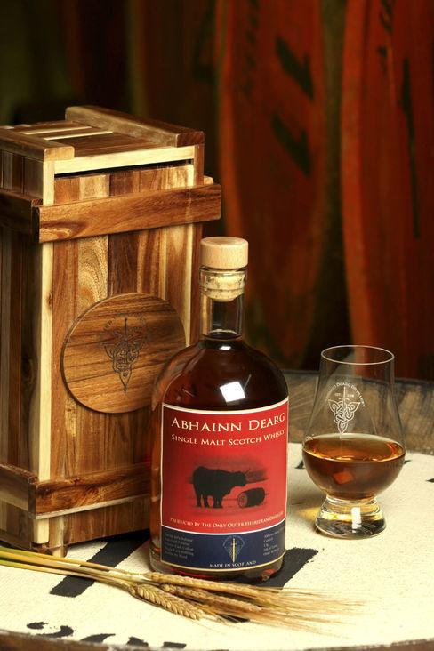 Rượu Single-Malt Scotch Abhainn Dearg