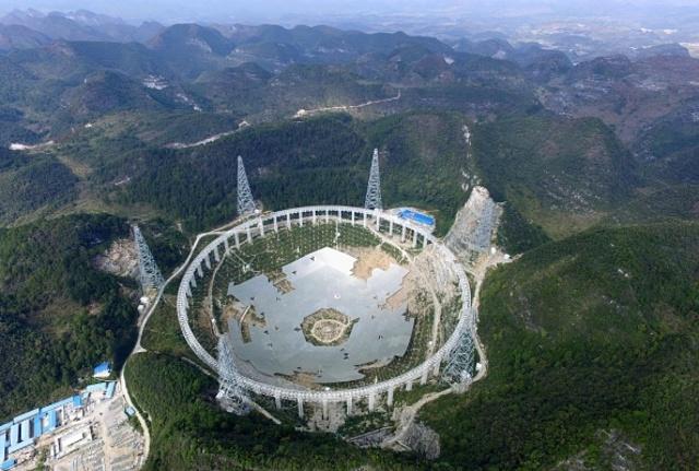 Dự án kính thiên văn khổng lồ của Trung Quốc