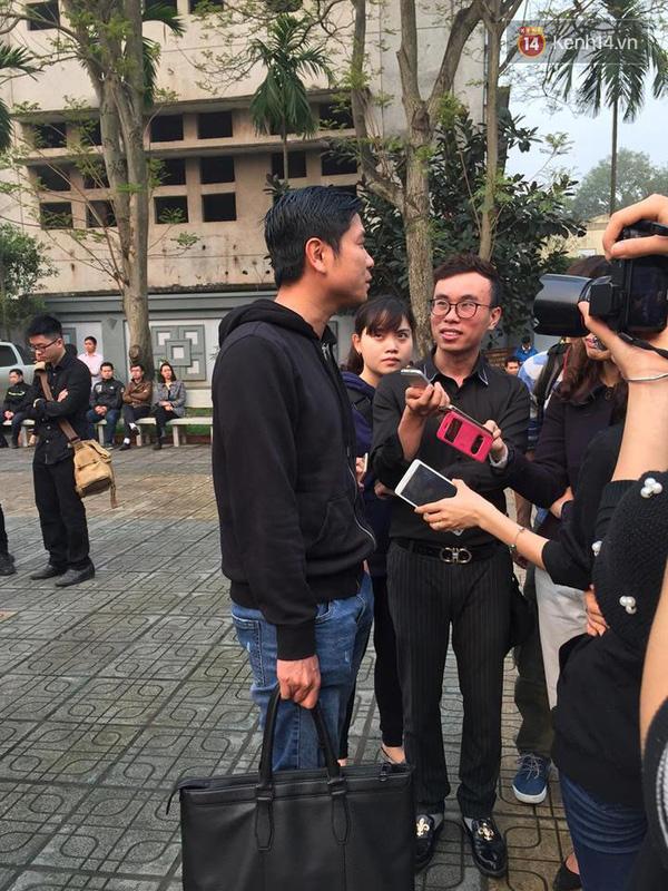 Nhạc sĩ Hồ Hoài Anh chia sẻ với báo chí rằng, Trần Lập là người lạc quan và luôn quan tâm đến từng chuyện nhỏ một